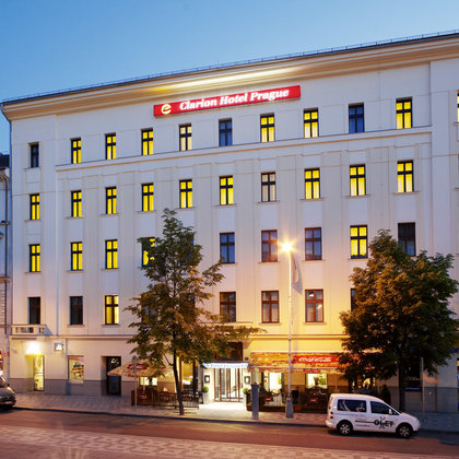 Clarion Hotel Prague City