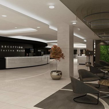 Clarion Congress Hotel Prague will be newly renovated
